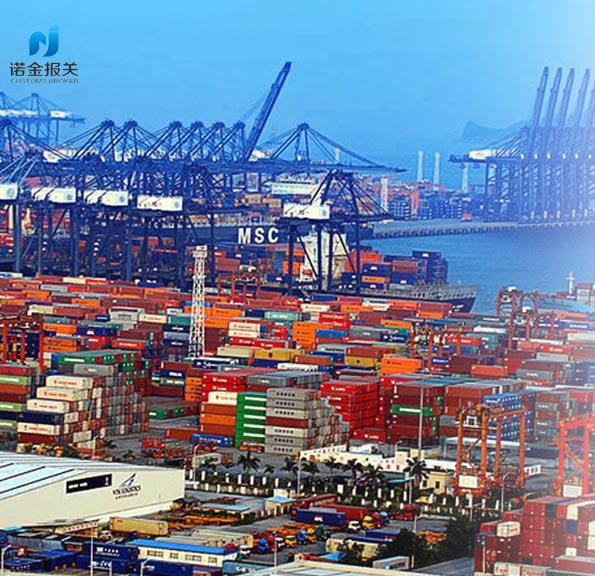 帮助没有进出口权的中小型企业代理退税